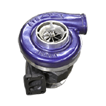 Forced Induction<br><span>Turbochargers, Intercoolers</span>